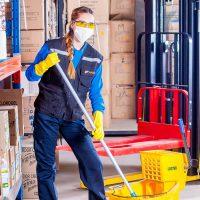 pulizie professionali ordinarie e straordinarie